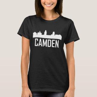 Camden New Jersey City Skyline T-Shirt