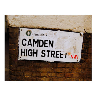 Camden Postcard