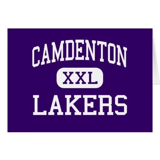 Camdenton - Lakers - Junior - Camdenton Missouri Greeting Cards