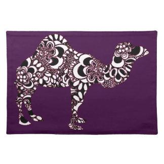 Camel 2 placemat