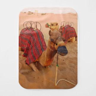 Camel Burp Cloth