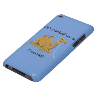 Camel Camelot Humor iPod Touch Covers