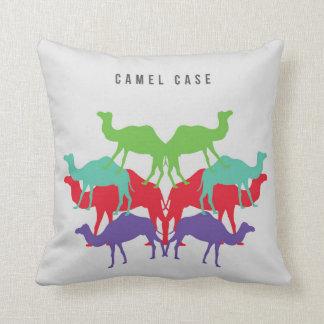 Camel Case Pillow