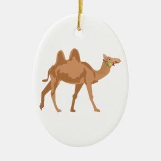 Camel Ceramic Ornament