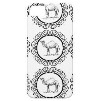 Camel Cluster iPhone 5 Cases