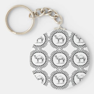 Camel Cluster Key Ring