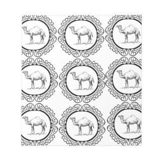 Camel Cluster Notepad