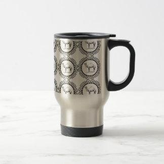 Camel Cluster Travel Mug