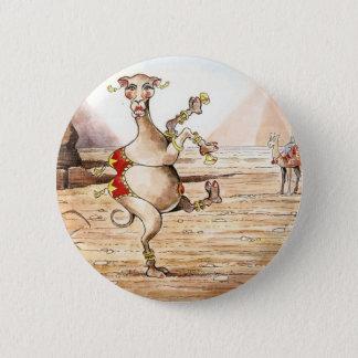 Camel Dance 6 Cm Round Badge