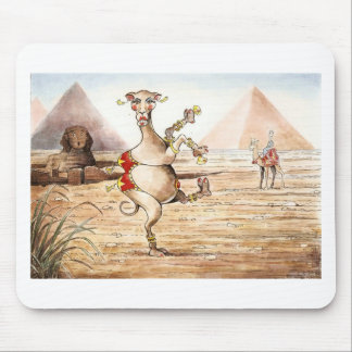 Camel Dance Mouse Pad