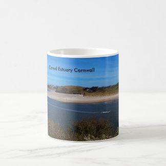 Camel Estuary Cornwall Coffee Mug