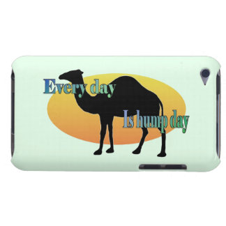 Camel - Every day is hump day iPod Touch Cover