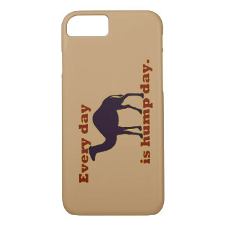 Camel Every Day is Hump Day iPhone 7 Case
