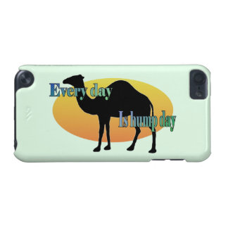 Camel - Every day is hump day iPod Touch (5th Generation) Covers