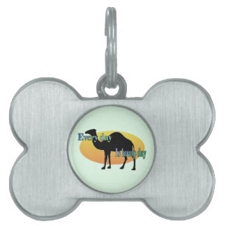 Camel - Every day is hump day Pet ID Tag