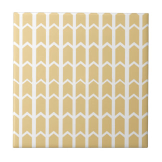Camel Fence Panel Small Square Tile