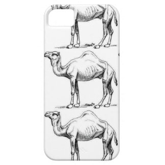 Camel herd art barely there iPhone 5 case