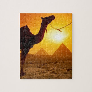camel jigsaw puzzle