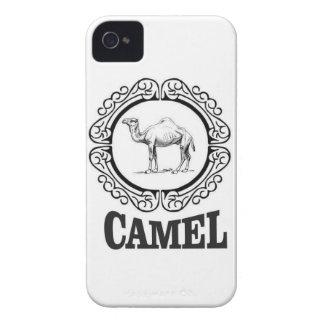 camel logo art iPhone 4 cases