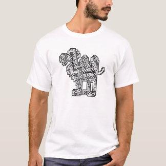 camel maze T-Shirt
