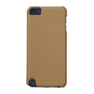 Camel Neutral Taupe Color Trend Blank Template iPod Touch (5th Generation) Cover