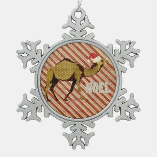 Camel Noel Ornament