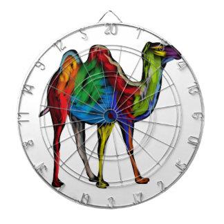 CAMEL OF COLORS DARTBOARD