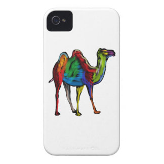 CAMEL OF COLORS iPhone 4 CASE