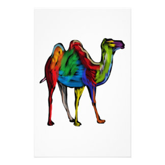 CAMEL OF COLORS STATIONERY