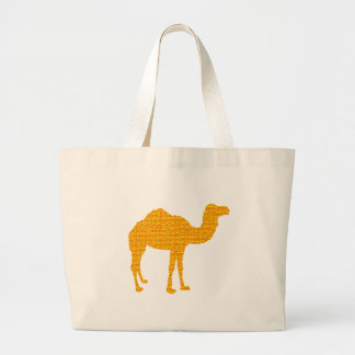 Camel of the Sahara Tote Bag