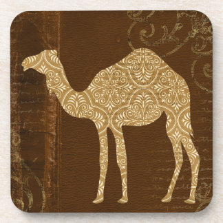 Camel Silhouette Coaster