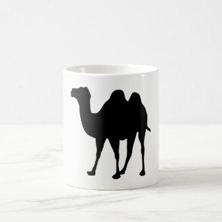 Camel Silhouette Coffee Mug