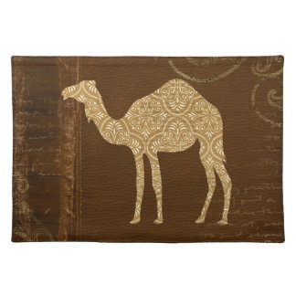 Camel Silhouette Placemat