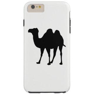 Camel Silhouette Tough iPhone 6 Plus Case