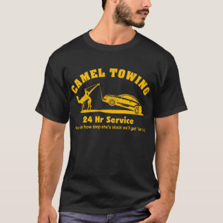 Camel Towing T-Shirt