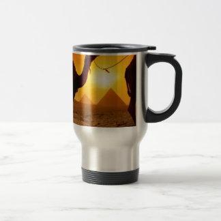 camel travel mug