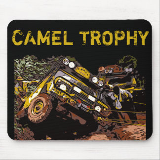 CAMEL TROPHY MOUSE PAD