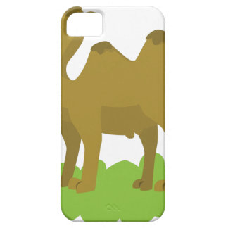 camel walking tall iPhone 5 cover