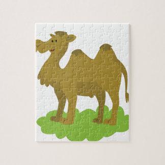 camel walking tall jigsaw puzzle
