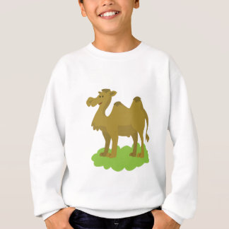 camel walking tall sweatshirt