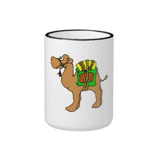 Camel With Gear Coffee Mug