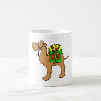 Camel With Gear Coffee Mugs