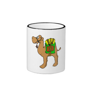 Camel With Gear Mugs