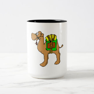 Camel With Gear Mug