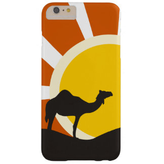 Camel With Sunset Barely There iPhone 6 Plus Case