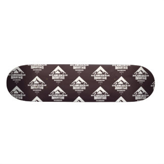 Camelback Mountain (Dark) - Skateboard Deck