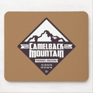 Camelback Mountain - Mousepad