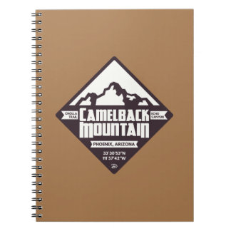 Camelback Mountain - Notebook