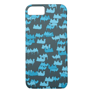 Camelflage, Funny Camel Camouflage iPhone 8/7 Case