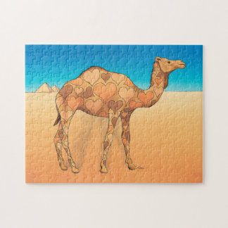 Camelflouge Jigsaw Puzzle